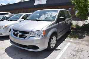 2015 Dodge Grand Caravan SE UCONNECT, REAR STOW AND GO !!!