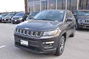 2018 Jeep Compass North|Heated Seats|4x4|Remote Start|NAV|