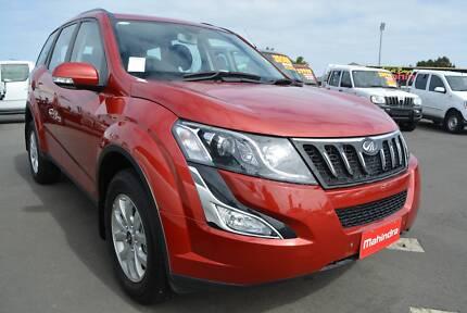 2016 Mahindra XUV500 Wagon choice of Red or White