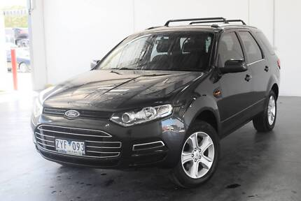 2013 Ford Territory SUV Lyndhurst Greater Dandenong Preview