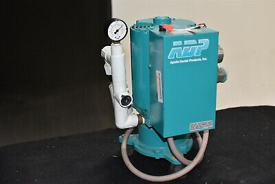 Adp Apollo Avb10se Dental Vacuum Pump System Operatory Suction Unit - For Parts