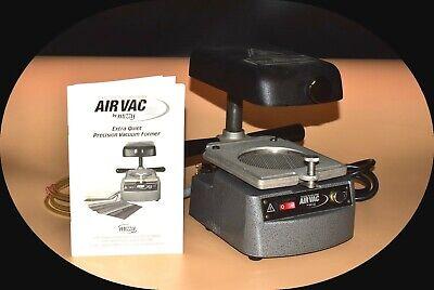 Mizzy Air Vac Xq Dental Lab Vacuum Former Mouthguard Thermoformer Unit 120v