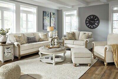 Ashley Furniture Stoneleigh Sofa And Loveseat Furniture Living Room Set