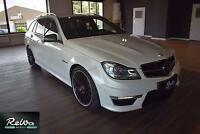 Mercedes-Benz C 63 T AMG Distro/Spurh/Totw/Drivers,PerformPack