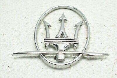 2008-2019 Maserati GranTurismo Emblem Badge Logo OEM 08-19