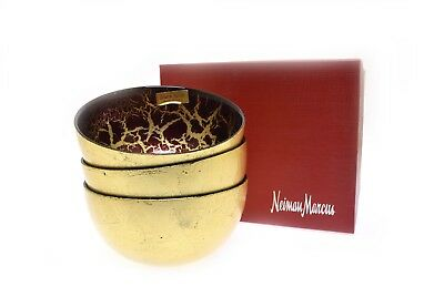 Neiman Marcus Italian 24K Gold Leaf 5 1/4