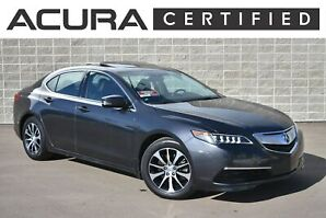 2015 Acura TLX Tech   Certified Pre-Owned