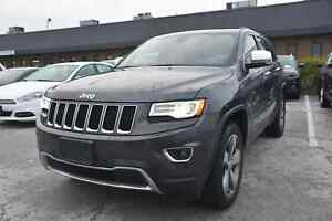 2015 Jeep Grand Cherokee Limited LEATHER,NAVIGATION, PANORAMIC S