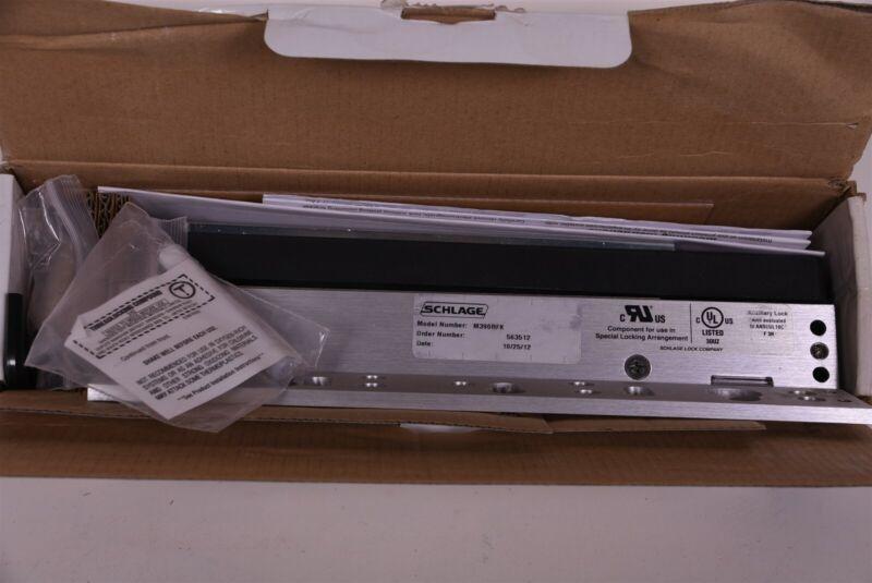 IR Schlage M390RFK 390 PLUS 628 Electromagnetic Door Mag Lock 1500 lbs 12/24 VDC
