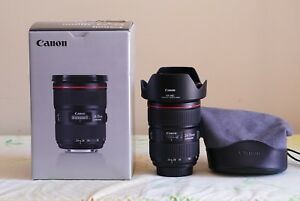 Canon 24-70 f2.8L USM Excellent condition in box