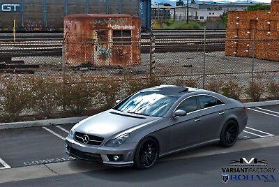 Mercedes CLS w219 PD600 Prior-Design Frontstoßstange f. alle Modelle AMG 55+63