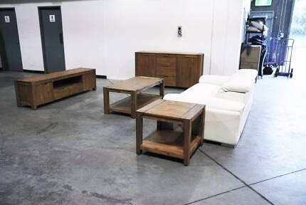 CLEARANCE SALE - THIS WEEKEND! AMERICAN RUSTIC LIVING ROOM SET