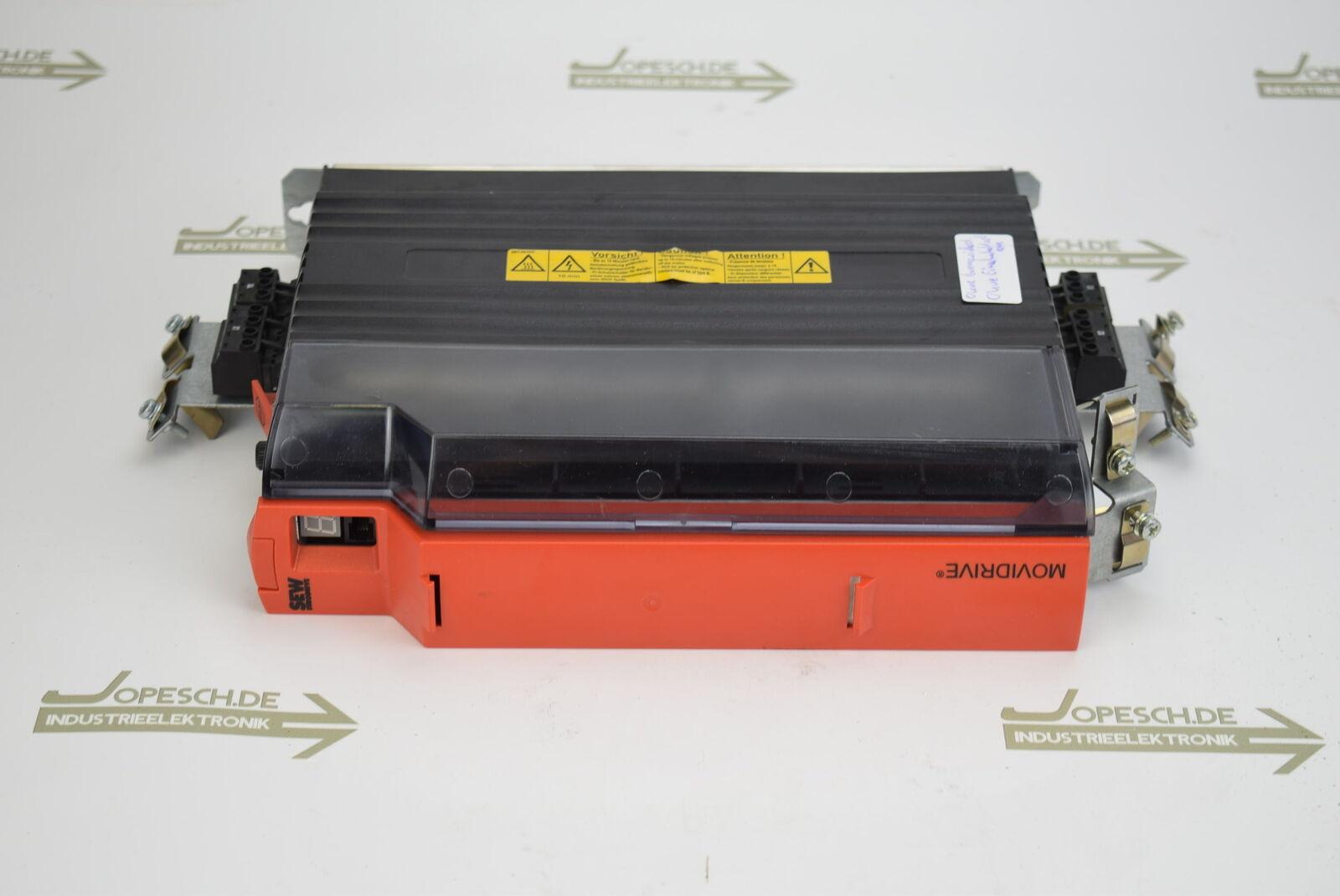 MDX61B0008-5A3-4-0T 08277354 SEW Movidrive Frequenzumrichter 0,75 kW Typ