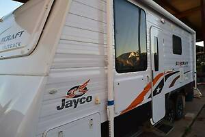 2013 Jayco Outback Starcraft Monto North Burnett Area Preview