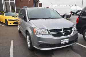 2017 Dodge Grand Caravan SXT FULL STOW AND GO, LIKE NEW !!!
