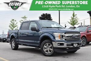 2018 Ford F-150 XLT - One Owner, Trailer Backup Assist, Eco-Boos