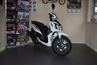 Sym Symphony ST 125cc Scooter | Sports Commuter Scooter | Very Agile and Nimble
