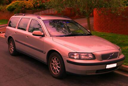 Volvo V70 2001 Wagon Selling Parts OR Whole