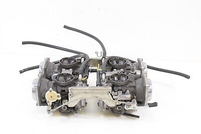 2004 Yamaha Vmax 1200 Oem Mikuni Carburetor Carb Set 1FK-14901-02-00 comprar usado  Enviando para Brazil