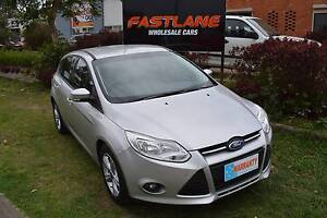 2013 Ford Focus Hatch SILVER DRIVE AWAY NO MORE TO PAY! Capalaba West Brisbane South East Preview