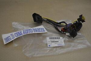 2007 2014 chevrolet suburban tahoe headl wiring harness new oem 15950809