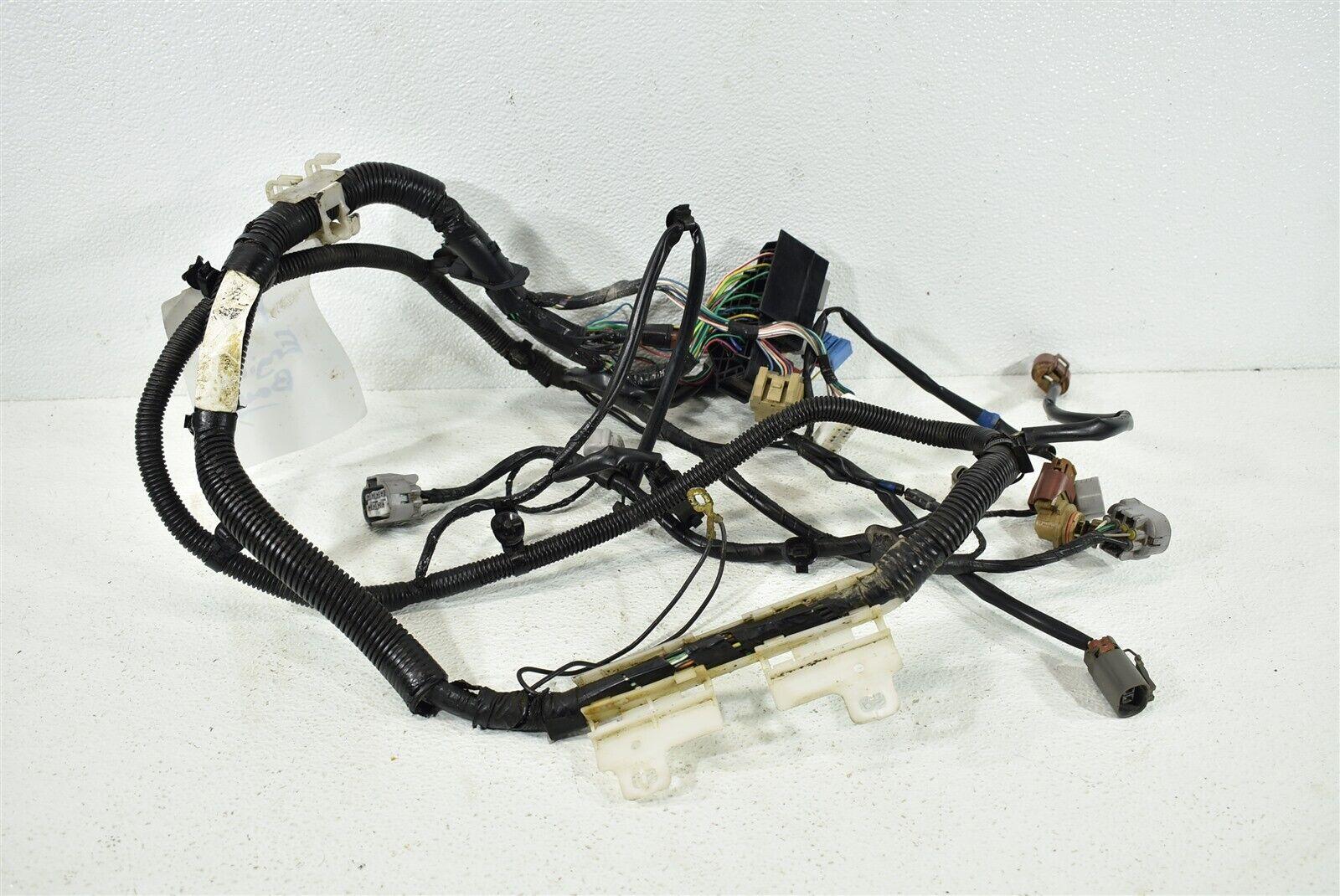 2011-2014 Subaru Impreza WRX STI Engine Bay Wiring Harness OEM 11-14   eBayeBay