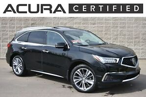 2018 Acura MDX AWD Elite 6 Pass | Certified Pre-Owned