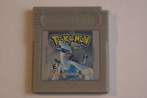 Pokemon Silver - Gameboy & Gameboy Color - CATCH EM ALL!!