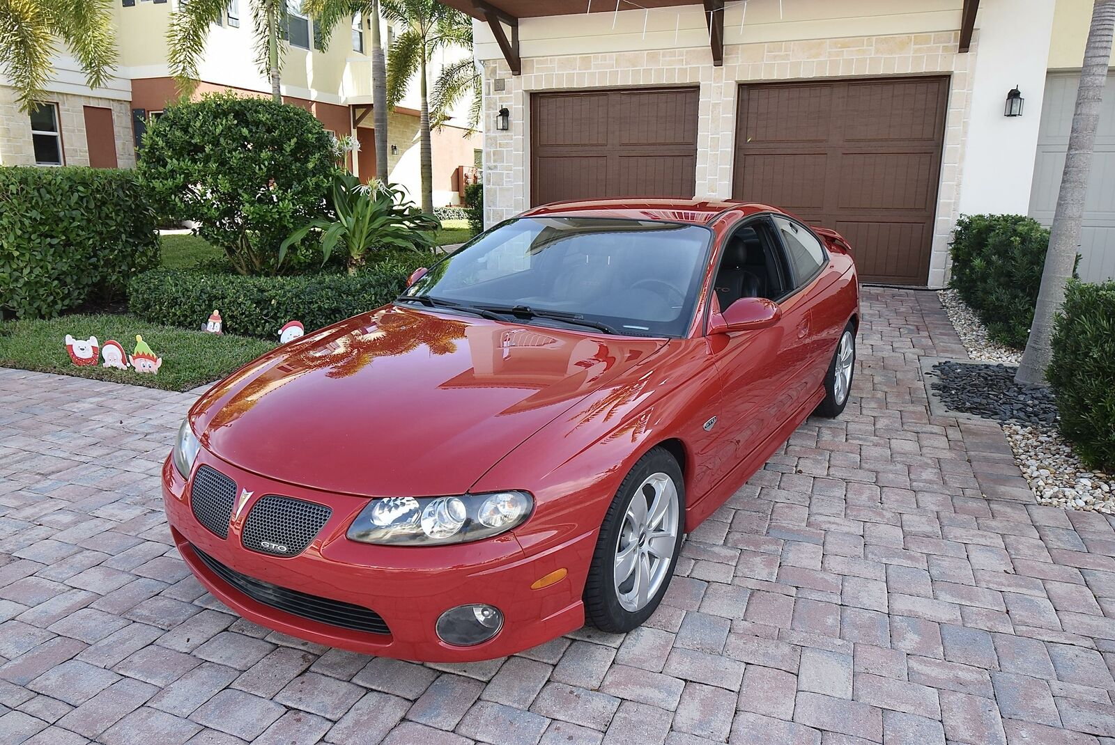 2004 Pontiac GTO 5.7L LS V8