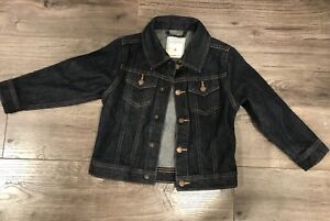 NEW Toddler Size 4 Denim Jacket