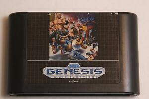 Streets of Rage 2 - Sega Genesis Game - Classic Action