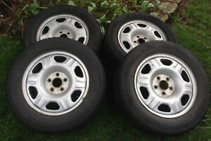 225/60/R16 Winter Tire with Rim