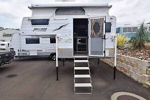 2013 MILLARD SLIDE ON  POTOP CAMPER WITH ELECTRIC WIND UP LEGS Gympie Gympie Area Preview