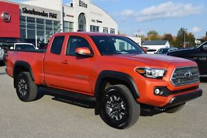 2016 Toyota Tacoma TRD Acces Cab 4x4 Naviagtion+10, 142km