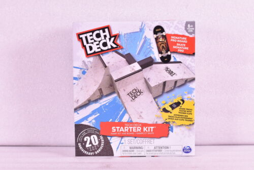 Tech Deck - Starter Kit - Ramp Set with Exclusive Board and