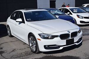 2014 BMW 3 Series 320i  SPORT PACKAGE CUIR TOIT MAGS