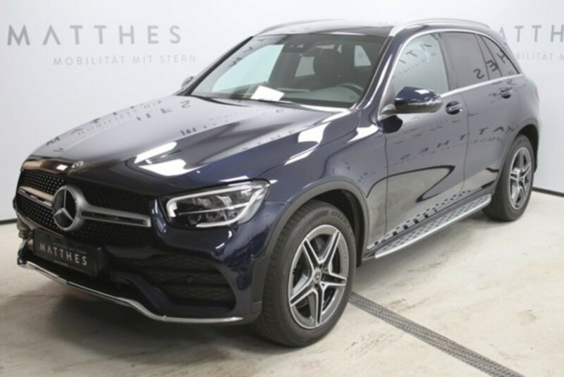 Mercedes-Benz GLC 220 d 4M - AMG-Line - Pano - Apple CarPlay
