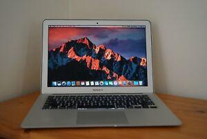 "Apple MacBook Air 13"" Mid 2013 1.3GHz 128GB SSD 4GB RAM Adobe Word 23"