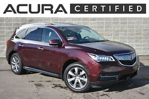 2014 Acura MDX AWD Elite | Certified Pre-Owned