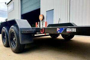 Aussie Built Car Trailers ATM 3200kg Garbutt Townsville City Preview