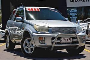 2002 Toyota RAV4 CRUISER 2 DOOR MANUAL 4X4  Wagon Southport Gold Coast City Preview