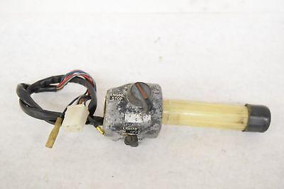 YAMAHA XS400 XS500 XS650 XS360 RIGHT HANDLEBAR STARTER SWITCH THROTTLE CONTROLS