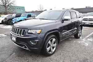 2015 Jeep Grand Cherokee Overland DIESEL/NAVI/SUNROOF