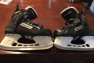 Youths bauer skates size 6