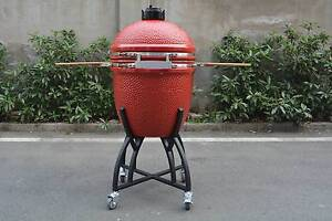 PKGE DEAL - NEW LARGE KAMADO BBQ BARBEQUE SMOKER PIZZA GRILL Chipping Norton Liverpool Area Preview