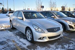 2010 Infiniti G37 AWD | Leather | Sunroof | Remote Start