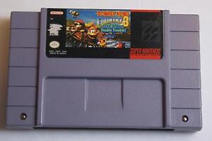 Donkey Kong Country 3 Dixie Kong - Super Nintendo (SNES) GREAT!