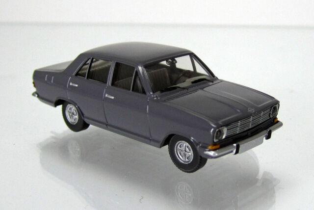 Wiking 079003 Opel Kadett B Limousine - schiefergrau