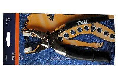 YKK Multi - Zange zur Vernietung von Druckknöpfen  Ösen  Nieten und so weiter  - Multi Öse