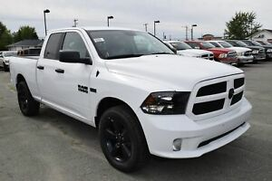 2018 Ram 1500 Express Quad cab Super Rabais Liquidation